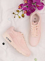 Розовые кроссовки на шнуровке 25961, фото 1