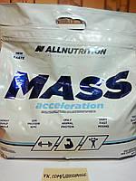 Гейнер, AllNutrition Mass Acceleration 7000г, фото 1