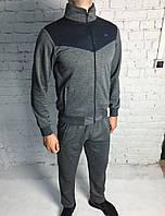 Спортивный костюм мужской цвет серый
