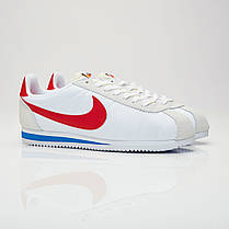 Кроссовки Nike Classic Cortez Nylon (Белые), фото 2