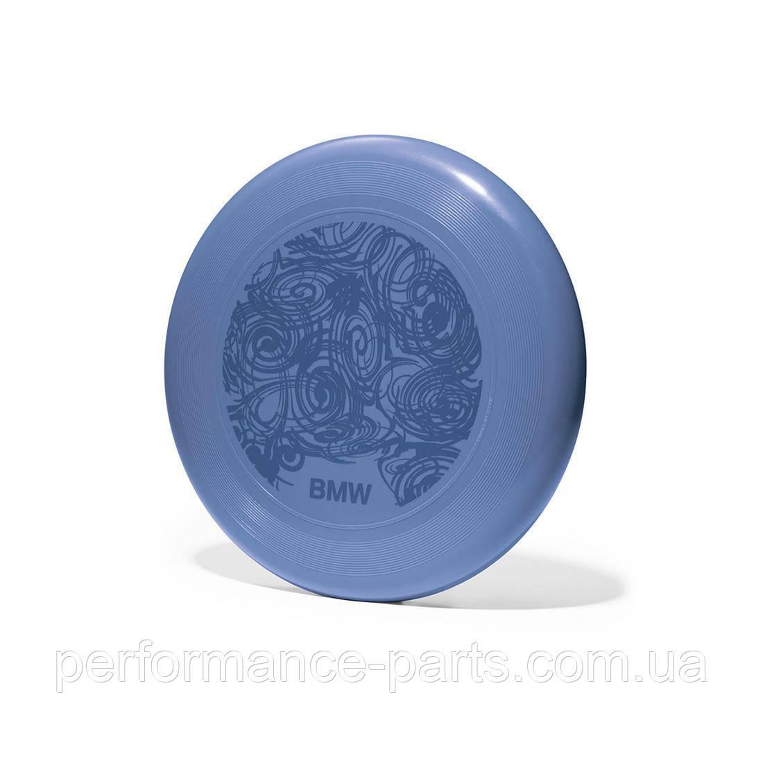 Летающая тарелка (фрисби) BMW Active Disc, Blue 80232446018