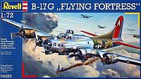1:72 Сборная модель самолета B-17G 'Flying Fortress', Revell 04283