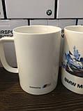 Кружка BMW Motorsport Mug, 450 ml., White, 80232446454, фото 3