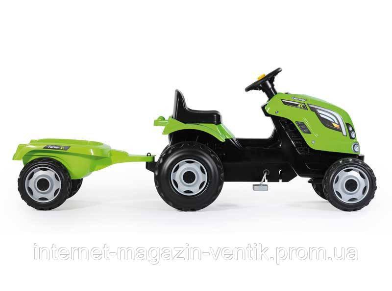 Трактор педальный 710111