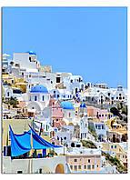 Фотокартина на холсте Греция, 60*80 см