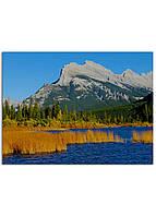 Фотокартина на холсте Горы Канада, 60*80 см
