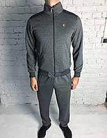 Спортивный костюм мужской Adidas Porsche Design цвет серый