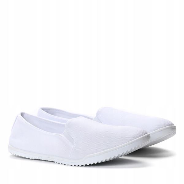 83795b6f1744 Красивые белые модные слипоны с Польши , выбрать из Слипонов женские. Под  заказ., ...