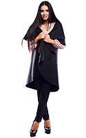 Жіночий сірий жилет без рукавів Polin -1
