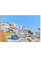 Фотокартина на холсте Греция, 60*90 см