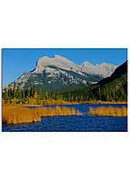 Фотокартина на холсте Горы Канада, 60*90 см