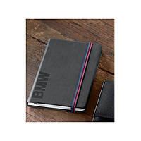 Блокнот BMW Wordmark Notebook, Space Grey, 80242411117, фото 1