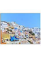 Фотокартина на холсте Греция, 70*90 см