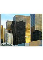 Фотокартина на холсте Зеркальные дома, 70*90 см
