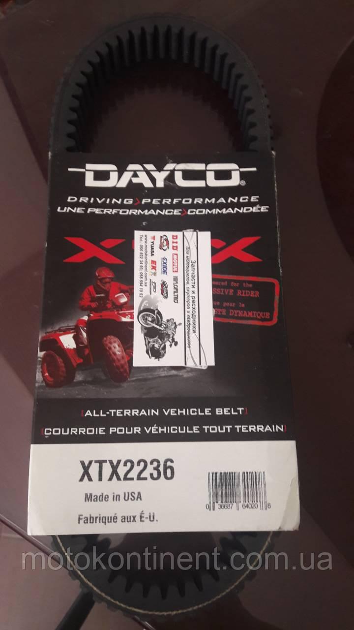 XTX2236 Ремень вариатора 34 X 961 Dayco супер усиленный на  BRP Outlander .COMMANDER. Renagade
