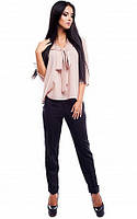 Жіноча стильна блузка Avrora 3