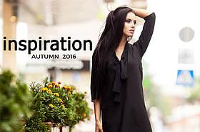 Жіноча стильна блузка Avrora 10