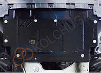 Защита двигателя и КПП Opel Vivaro 2014- Кольчуга