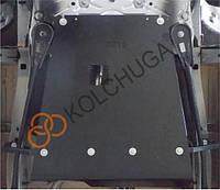 Защита топливного фильтра и лямбда зонда Opel Vivaro 2014- Кольчуга