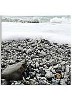 Фотокартина на холсте Морская пена, 80*80 см