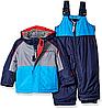 Зимний раздельный термокомбинезон ZeroXposur синий для мальчика 18мес, 24мес