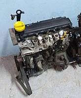 Дизельный двигатель 1.5 Dci (K9K) Renault kangoo 1.5 dci 2006-11 двигун рено кенго  евро4