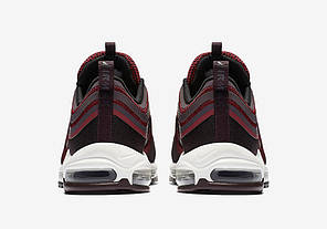 "Кросівки Nike Air Max 97 Ultra 17 ""Noble Red"" (Бордові), фото 3"