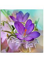 Фотокартина на холсте Скоро весна, 90*90 см