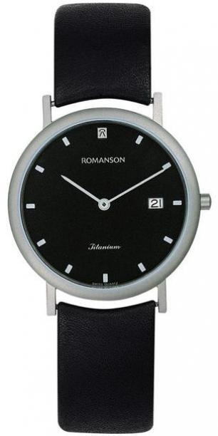 Часы Romanson UL0576LWH BK