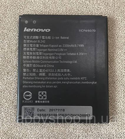 Оригінальна батарея Lenovo K3 (BL242), фото 2