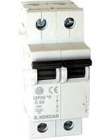Модульний автоматичний вимикач IZP06 C25 2P