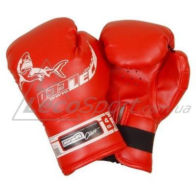 Перчатки боксерские 4 унц. для 3-6 лет ПРОФИ