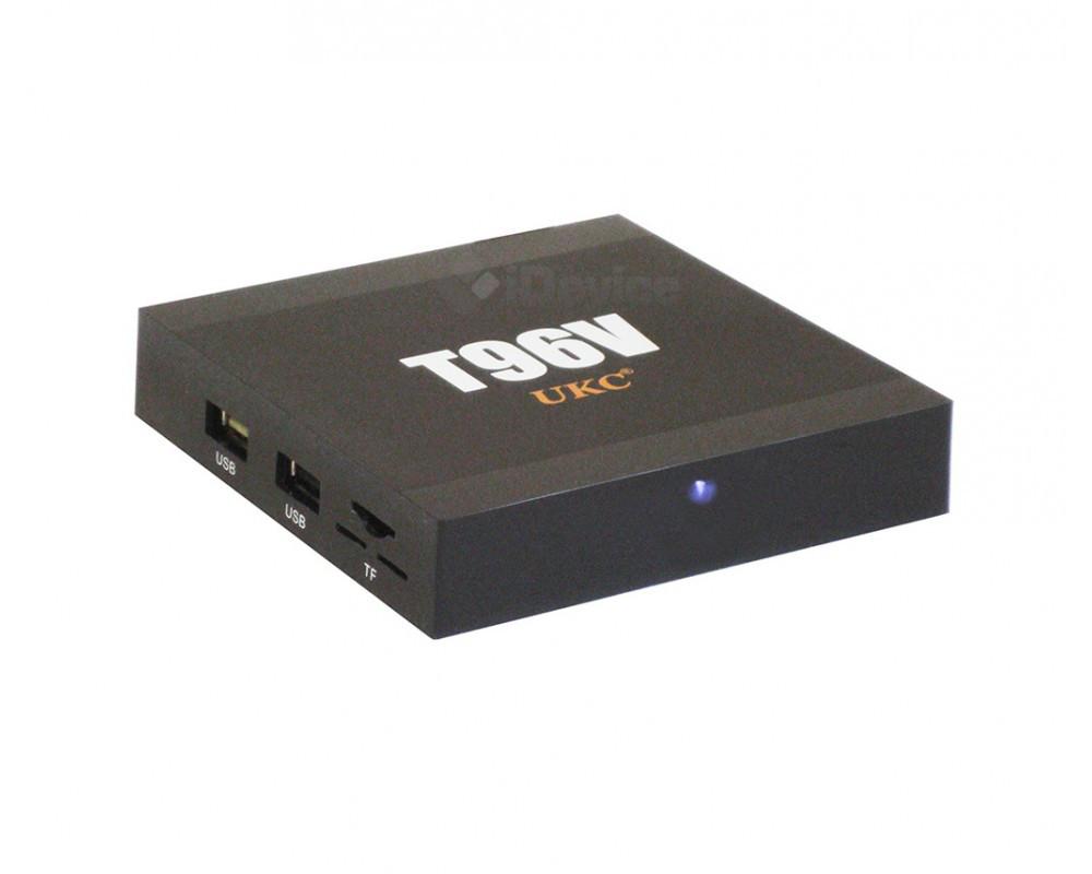 Андроид ТВ приставка UKC T96V 2/16 Гб`