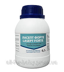 Концентрат для дезинфекции Laboratory of Antiseptics Ласепт Форте 500мл
