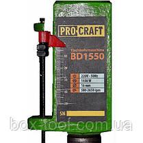 Станок сверлильный ProCraft BD-1550, фото 3