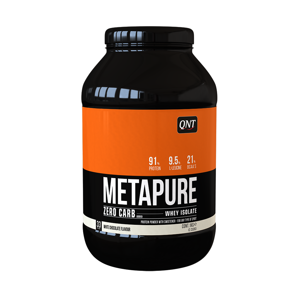 QNT_Metapure ZC Isolate 480 г - White Chocolate