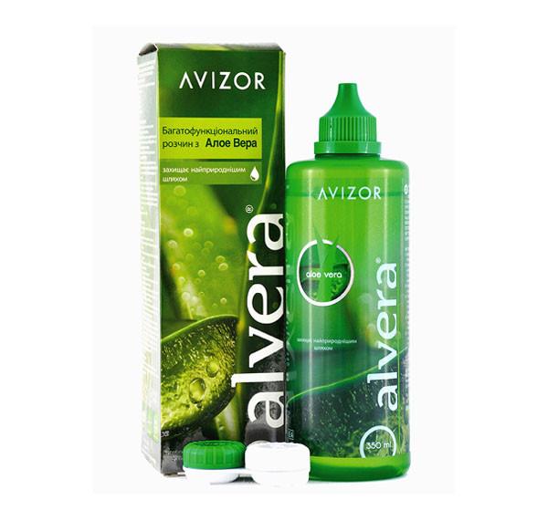 Раствор для контактных линз Avizor Alvera 100 ml