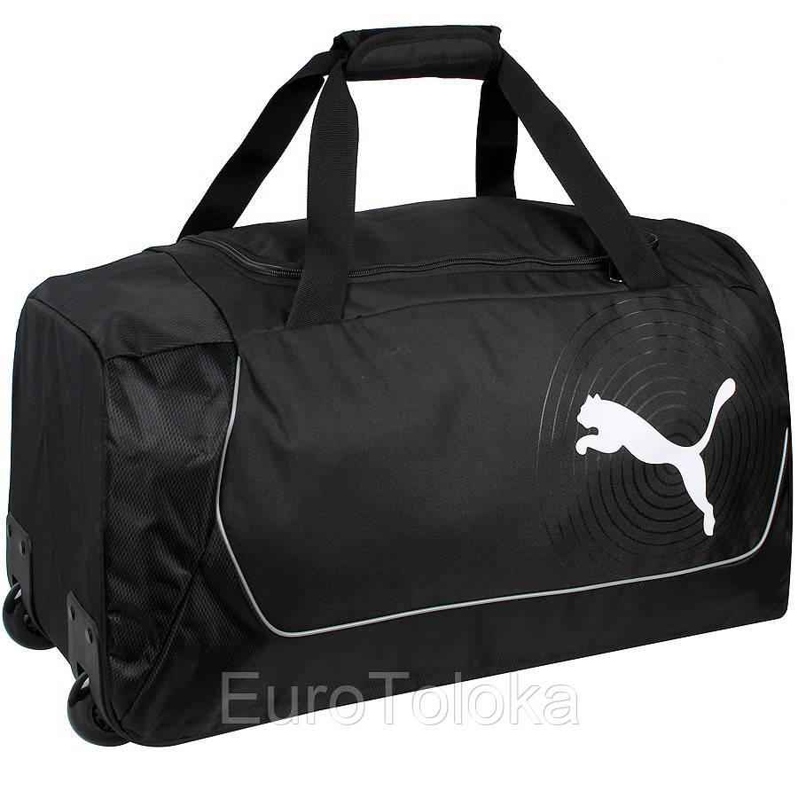 309aa3f6619f Спортивная сумка на колесах Puma Evo Power M 072114 01 Реплика - EuroToloka  в Волынской области