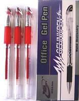 "Ручка 601В""Walid"" гелевая, красная"
