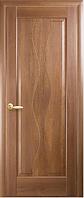 Дверное полотно Волна ПГ Золотая ольха