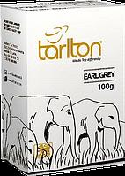 Чай черный среднелистовой Tarlton Earl Grey, 100 г