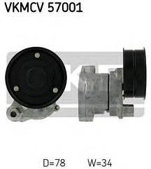 Натяжитель ремня DAF CF75 OE 1685047 SKF VKMCV 57001