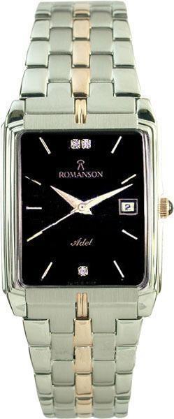 Часы Romanson TM8154CMR2T BK