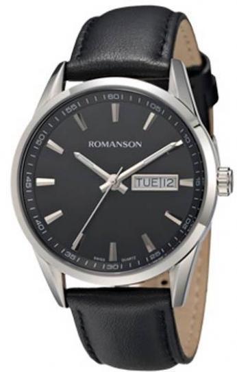 Часы Romanson TL4241MWH BK