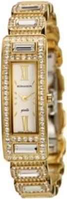 Часы Romanson RM7244CLRG WH