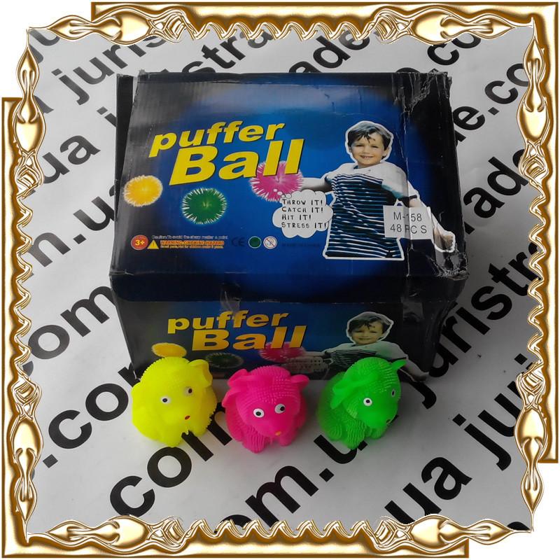 Йо-йо Собачка Puffer Ball М-158 48 шт./уп.