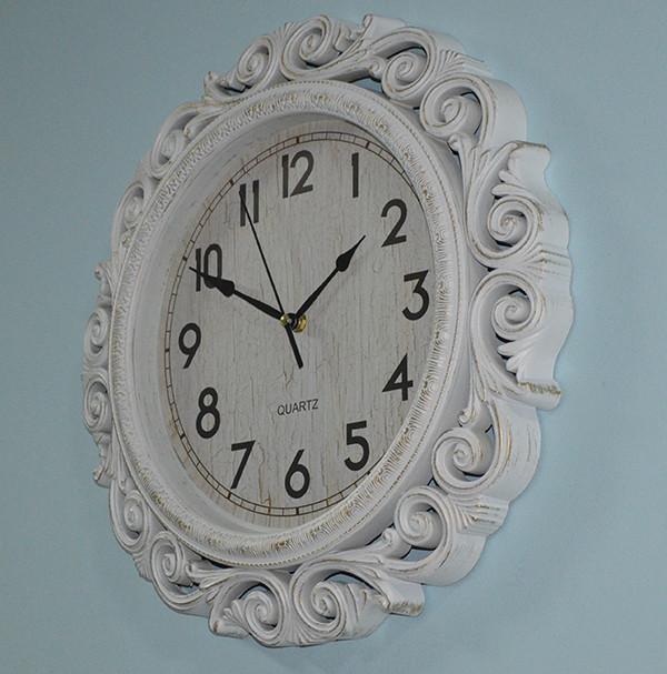 Фигурные настенные часы (41 см.)