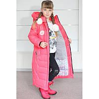 """Зимняя куртка на девочку """"Марго"""", фото 1"""