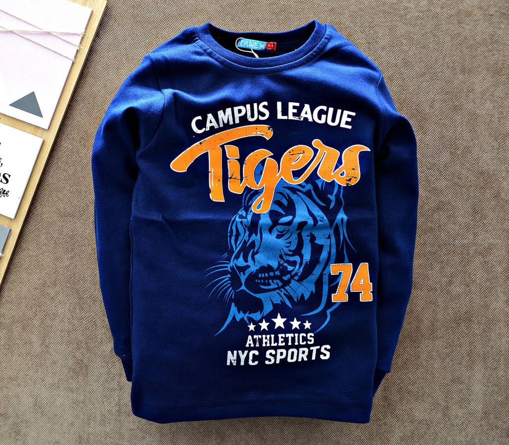 Кофта для мальчика Тигр