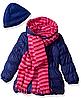Куртка с шарфом и шапкой Pink Platinum (США) для девочки 2 года